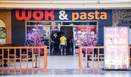 Wok and Pasta