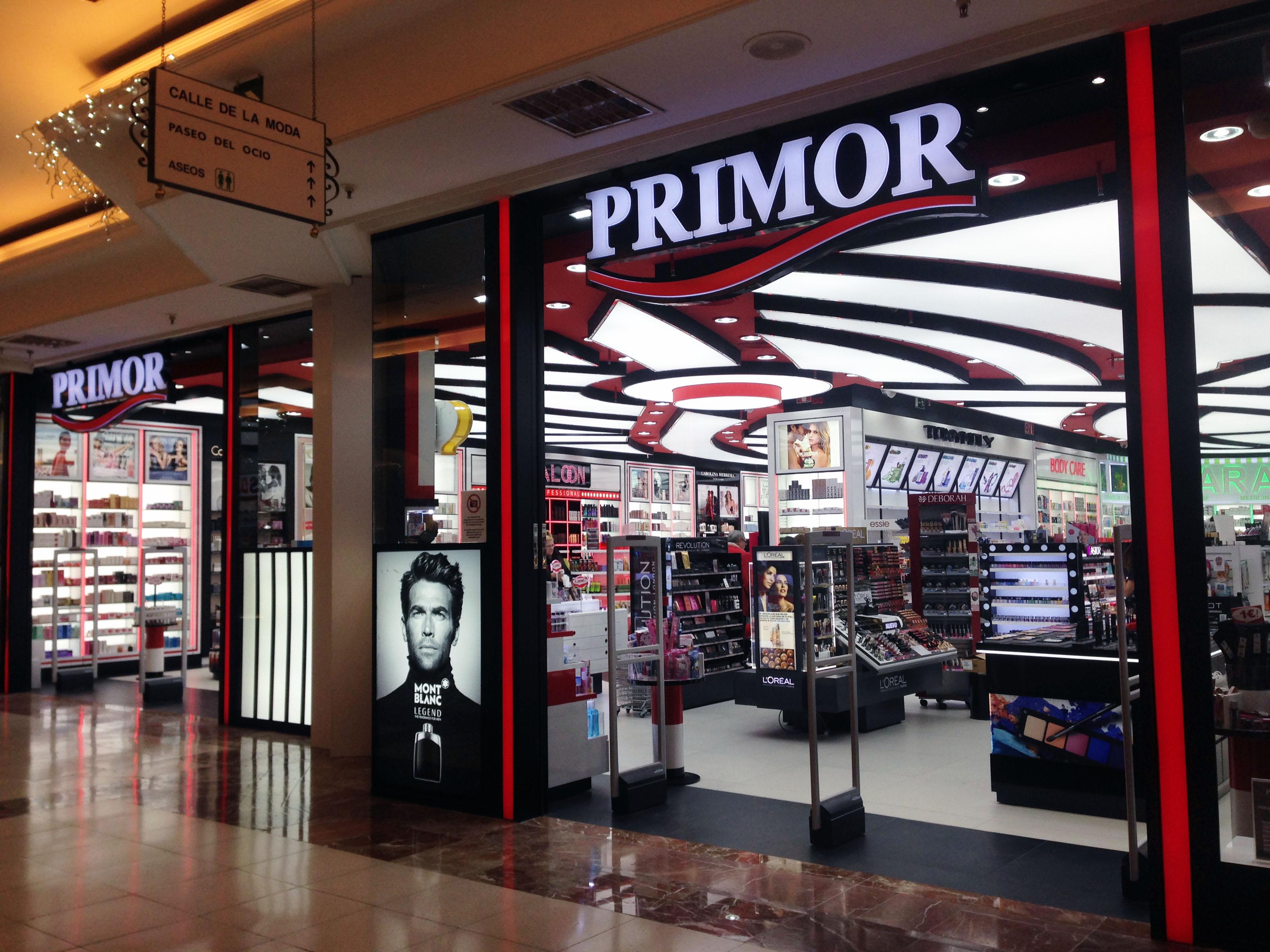 Perfumería Primor