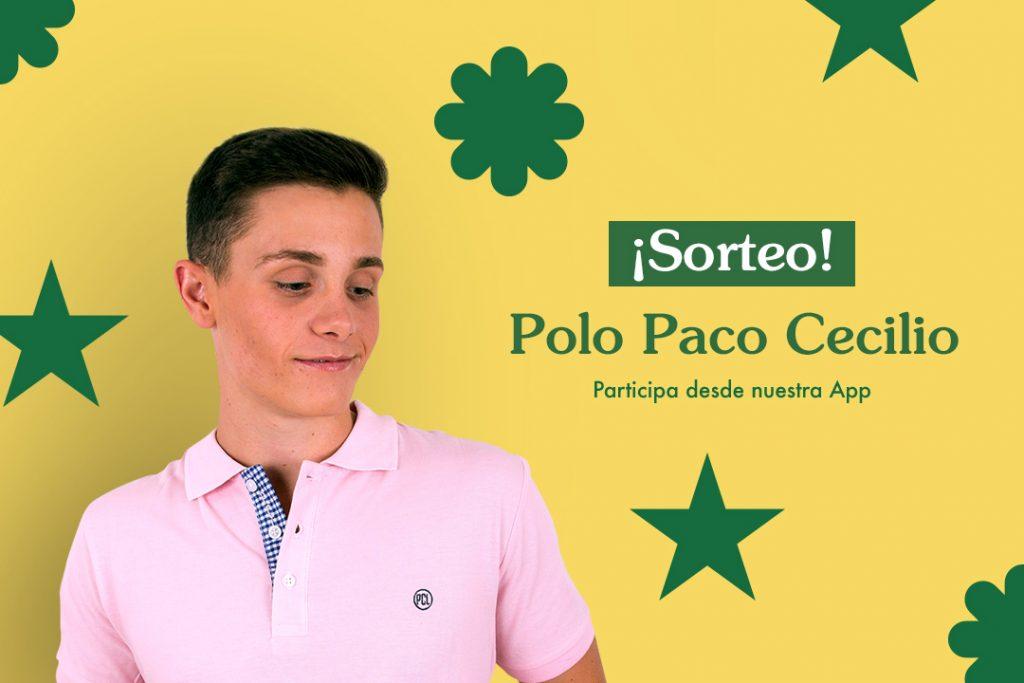 Sorteo Paco Cecilio