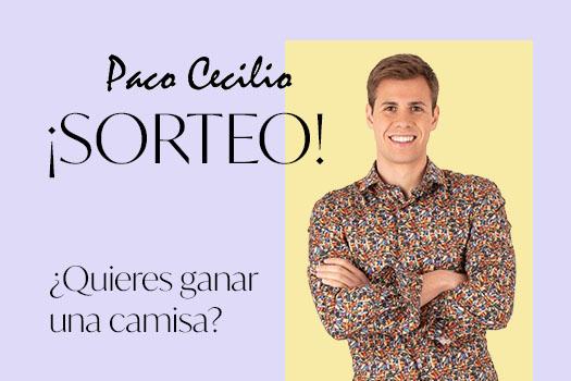 Sorteo Camisas Paco Cecilio
