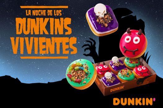 Dunkin de Halloween