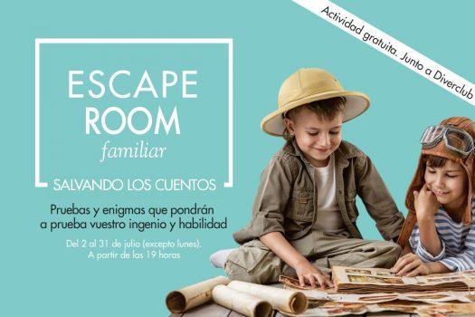 Escape room en Parque Corredor