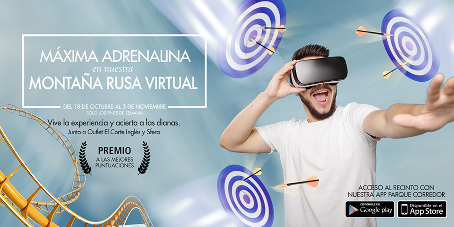 Simulador 3d en Parque Corredor
