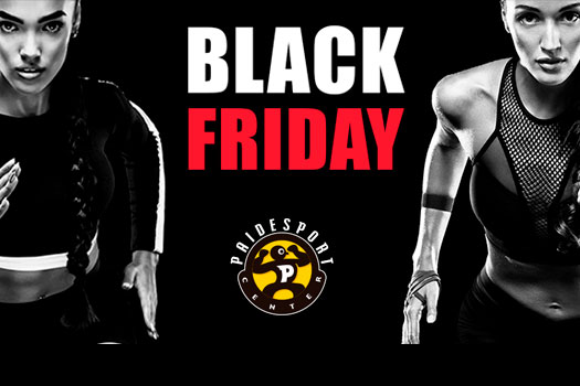 Black Friday en Paidesport. 50%dto.