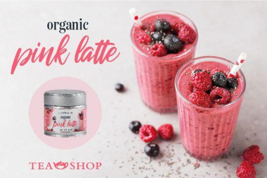 Pink Latte de TeaShop