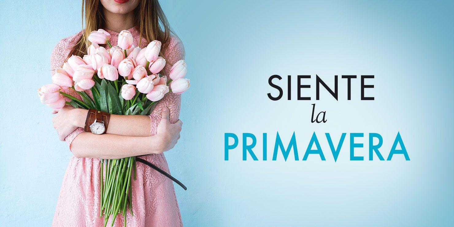Comienza la campaña de primavera en el centro comercial Parque Corredor
