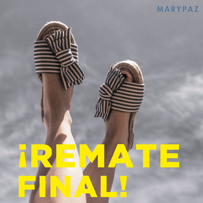 Remate final Mary Paz