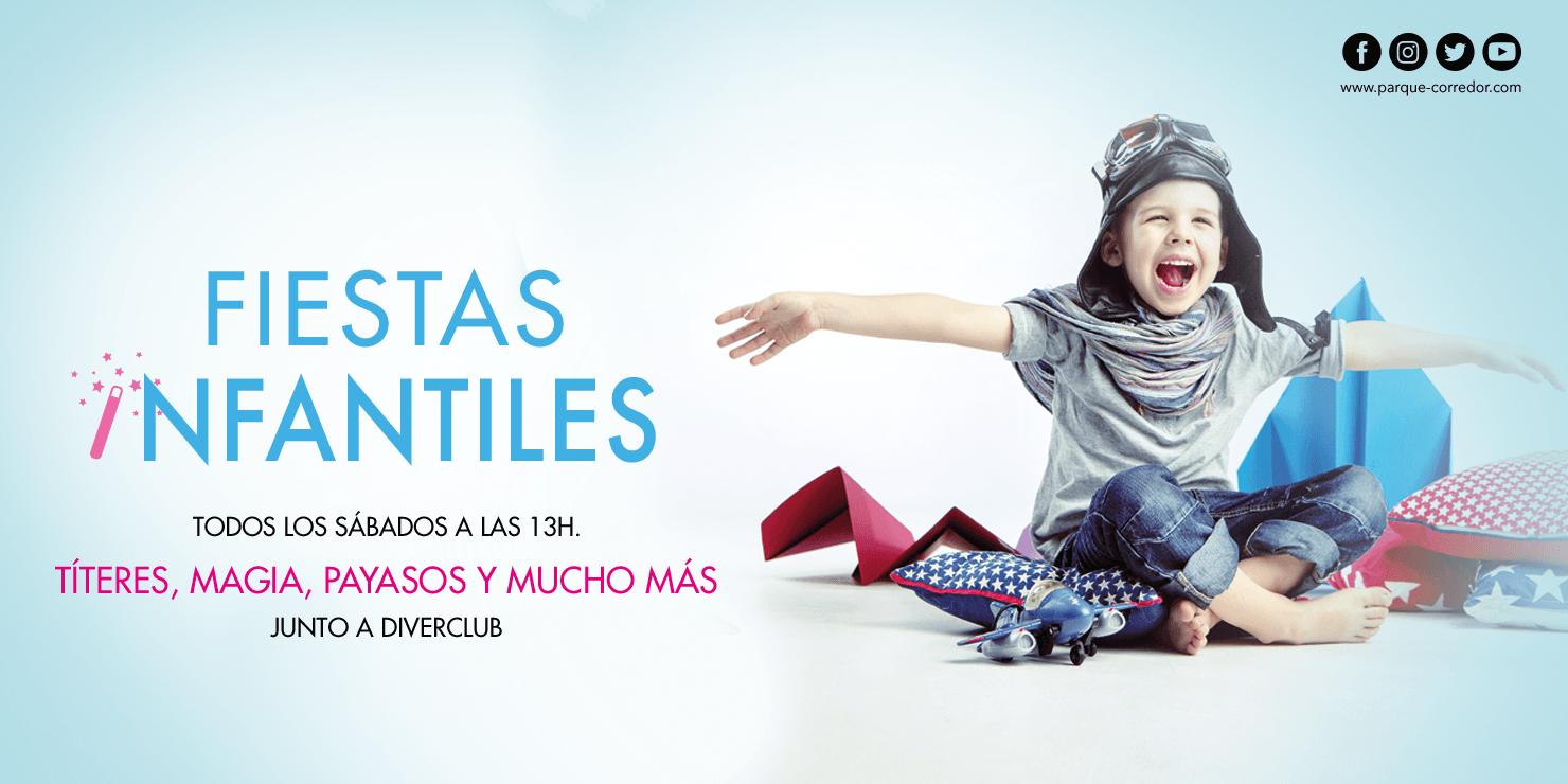 Títeres, payasos, cuentacuentos, magia: planes gratuitos para niños en Parque Corredor