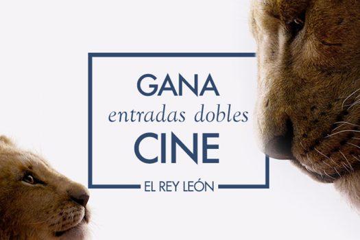 ¡Sorteamos entradas dobles para El Rey León!