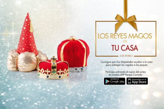 Los Reyes Magos pueden entregar en persona los regalos a tus peques