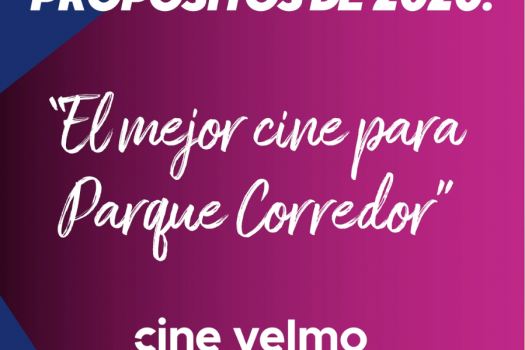 Yelmo, operador de cine de Parque Corredor